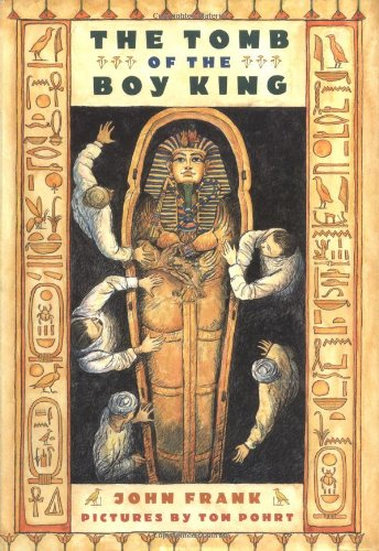 The Tomb of the Boy King: A True Story In Verse pdf epub
