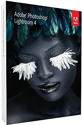Adobe Photoshop Lightroom 4 [Old Version] (Adobe Cs4 Windows)