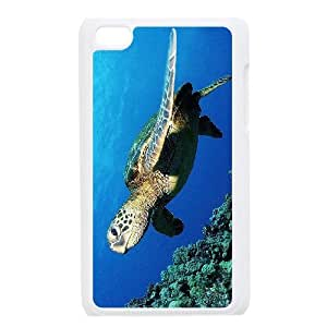 HXYHTY Phone Case Tortoise,Customized Case For Ipod Touch 4