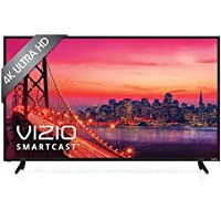VIZIO 50 Full Array LED Panel With A 3840 x 2160 Ultra HD Resolution (4K x 2K) TV, Black