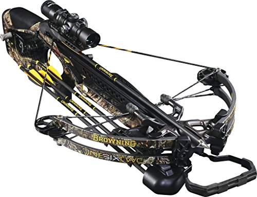 Tree Limb Quiver (Browning Zero 7-model 161 Crossbow with 350' per Second, One Size)