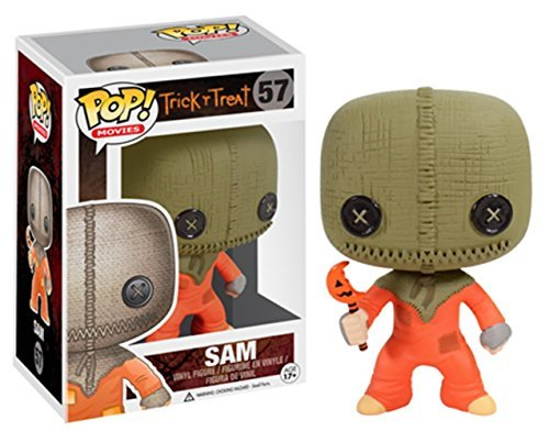 (Funko POP Movies: Sam Trick or Treat Vinyl)