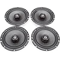 2002-2007 Jeep Liberty Complete Factory Replacement Speaker Package by Skar Audio