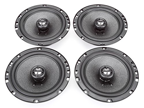Jbl Stereo Car Speakers (2000-2003 Nissan Maxima with Bose Complete Factory Replacement Speaker Package by Skar Audio)