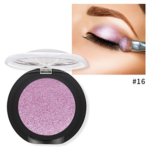 Oksale® 20 Colors Eyeshadow Powder Diamond Makeup Pearl Met