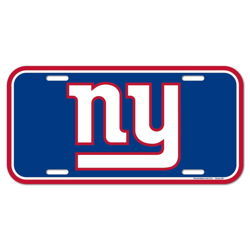 Wincraft NFL License Plate unisex Team Color Caseys-Distributing 3208584088