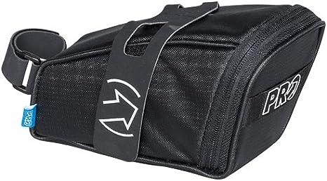 Pro PRBA0037 - Bolsa Sillin Maxi Negro Velcro: Amazon.es: Deportes y aire libre