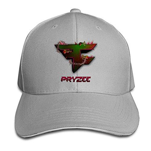 sunny-fish6hh-unisex-adjustable-faze-clan-logo-baseball-caps-hat-one-size-ash