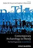 Contemporary Archaeology in Theory, Hodder, 1405158530