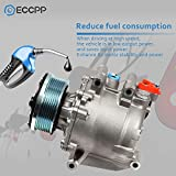 ECCPP A/C Compressor with Clutch fit for