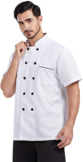Uomo Giacca da Chef ProLuxe