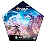Magic Game Night | Magic: The Gathering Card Game for 2–5 Players | 5 Decks | 5 Dice | Accessories