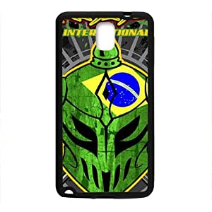 Tauren green skull robot Cell Phone Case for Samsung Galaxy Note3