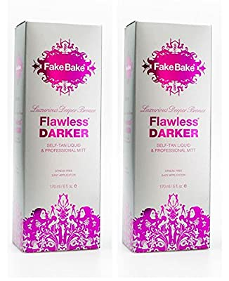 Fake Bake Flawless Darker, 6 Ounce from Fake Bake