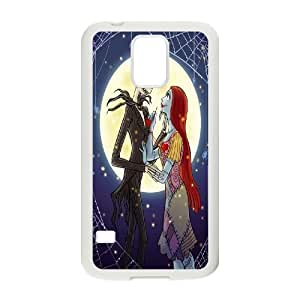 Steve-Brady Phone case The Nightmare Before Christmas For Samsung Galaxy S5 Pattern-11