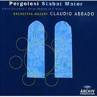 Pergolesi: Stabat Mater Violin Concerto Salve Regi