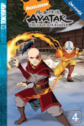 Ebook the last airbender