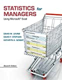 Statistics for Managers 7th Edition
