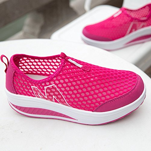 Red Rose Sneaker Greaten Sneaker Rose Greaten Red donna donna CP4qwBT
