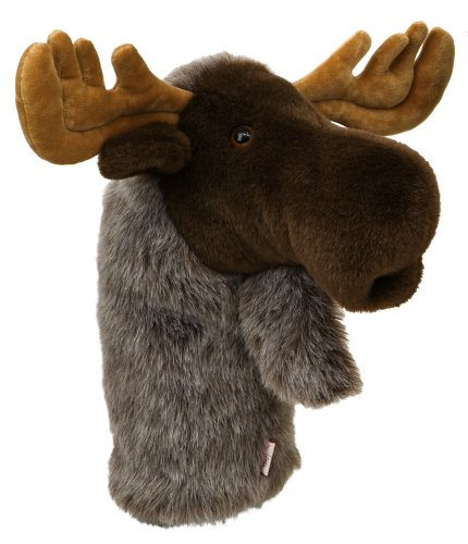 Daphne's Moose  Headcovers, Outdoor Stuffs