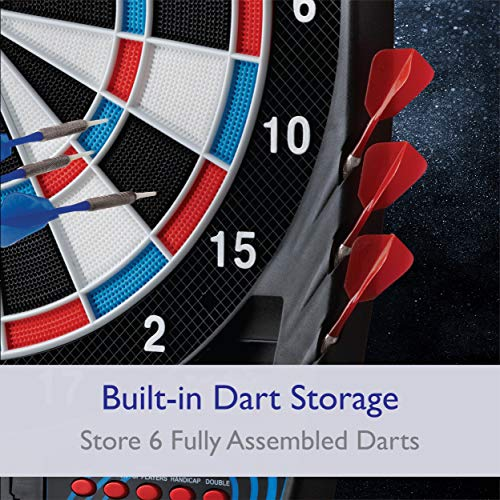 Viper 777 Electronic Dartboard, Easy To Use Button