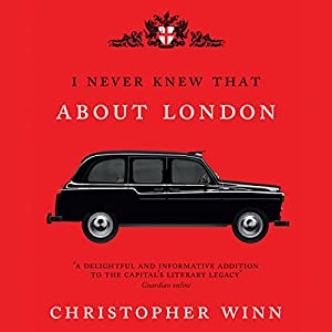 I Never Knew That About London Audiobook