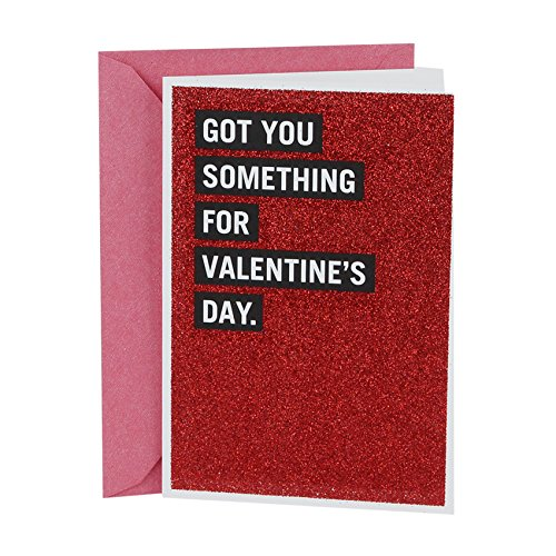 Hallmark Shoebox Funny Valentine's Day Card (No Gift Joke)