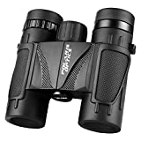 Polaris Optics Raven 8X25 Ultra-Lightweight Bird Watching Binoculars. Ultra-Compact Bird Watching Binoculars For Bird Watchers on the Go. Bright and Clear. Waterproof. Extra Wide Field of View.