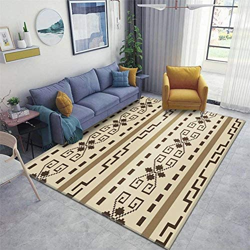 The Dude's Cardigan Pattern The Big Lebowski Area Rugs Non-Slip Floor Mat Doormats Home Runner Rug Carpet