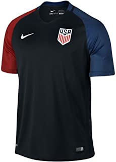 99b45a489ad Amazon.com : Nike 2018/19 Womens USA Stadium Home Jersey White/Red ...