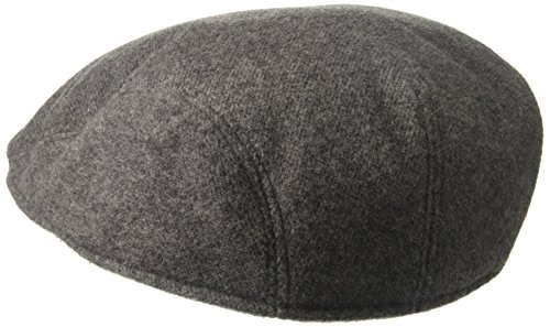 0c0ffdcf3153c Lacoste Men s Wool Broadcloth Driver Cap
