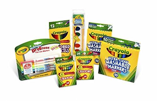 Crayola Back To School Pack Grades K-2