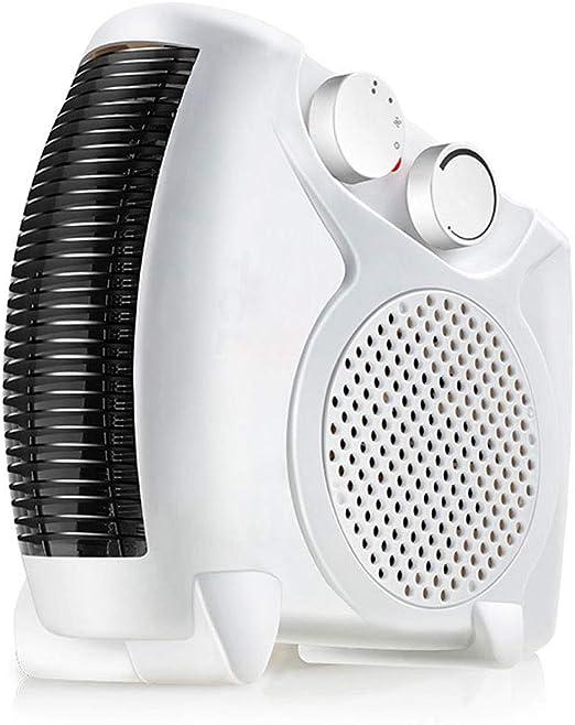 Heater Calentador De Ventilador Vertical/Plano De 1000w / 2000w ...