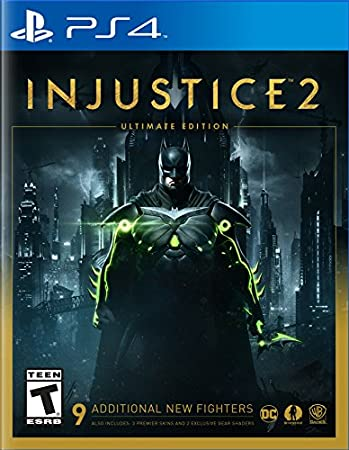 Injustice 2 - Ultimate Edition - Pre-load - PS4 [Digital Code]