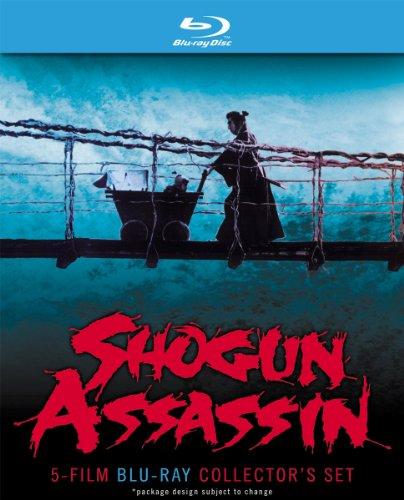 Shogun Assassin - 5 Film Collector's Edition [Blu-ray] by ANIMEIGO