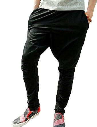 ShuangRun - Pantalón de chándal para Hombre (Talla XS), Color ...