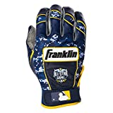 Franklin Sports 2016 Limited Edition MLB All-Star Game CFX Pro Batting Gloves, Adult X-Large