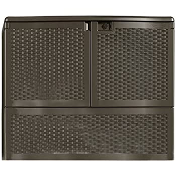 Suncast VDB19500J Vertical Deck Box