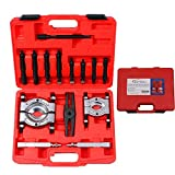 "BETOOLL HW0133 Bearing Separator Puller Set 2"" and 3"" Splitters Remove Bearings Kit"