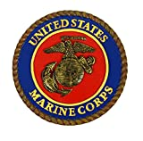 Red Carpet Studios Military Plaque, Marines