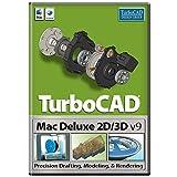 TurboCAD Mac Deluxe 2D/3D v9 [Download]