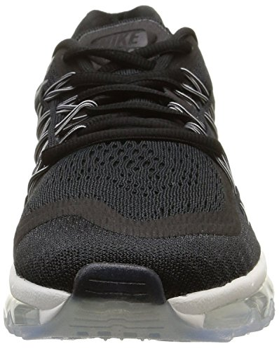 Donna Nike Scarpe Wmns Max Air 2015 Black Summit Silver Reflect sportive White White qOFwqYr