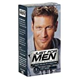 JUST FOR MEN Hair Color, Light Brown [H-25] 1 ea (Pack of 18)