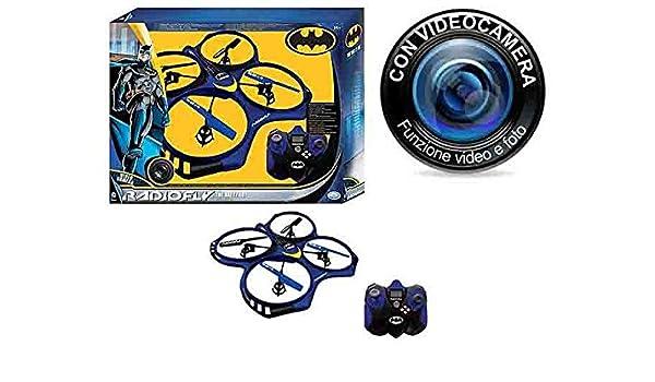 LIBERAONLINE Drone Batman radioflay Bat Video y Fotos Juegos ...