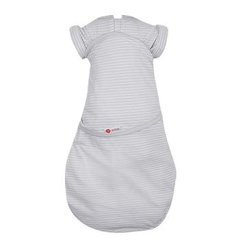 Amazon.com: Embe saco de dormir swaddle fuera con velcro, 2 ...