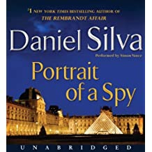 By Daniel Silva Portrait of a Spy (Unabridged) [Audio CD]