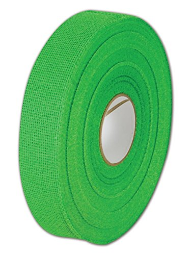 Brasel Products 1230 Green 3/4'' Bantex Cohesive Gauze Finger Tape, 0.75'', Green (Pack of 16) by Brasel Products (Image #1)
