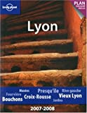 Front cover for the book Lyon by Emilie Esnaud
