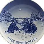 Bing and Grondahl 2014 Christmas Plate
