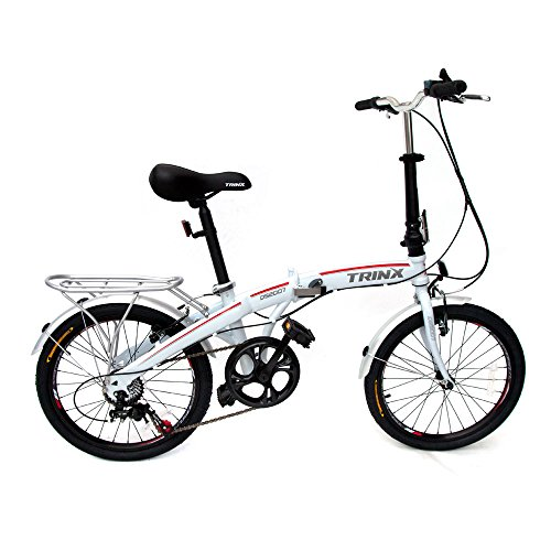 Trinx Folding Bike 20 7 Speed Foldable Bicycle Ds2007 On Galleon